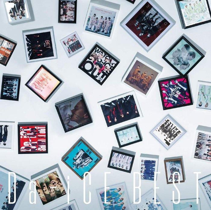 特價預購 Da-iCE Da-iCE BEST (日版初回盤CD) 最新2019 航空版