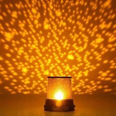 ~三福 ~投影燈 小夜燈 LED燈 家用鋁合金梯子 壁燈星空投影燈 ~ 夢幻投影燈星空燈 滿天星夜空燈兒童安睡燈 浪漫