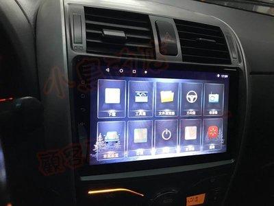 (小鳥的店)豐田 ALTIS 10.5代 音響主機 安卓影音 8核心 保固兩年  CONVOX