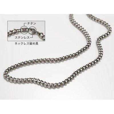 【86小姐日本代購】日本Phiten 銀谷 福田 Titanium 液化鈦 純鈦 男 女項鍊 50cm