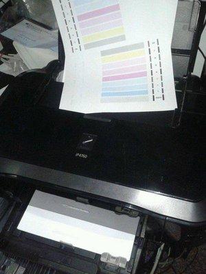 印光碟 CANON IP4760 噴墨印表機 非IP4870 IP7270 T50 L800 桃園印表機維修