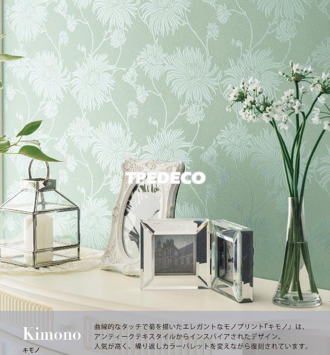 【大台北裝潢】日本進口壁紙BA* 英國Laura Ashley聯名款 花朵(2色)   3610-3611  