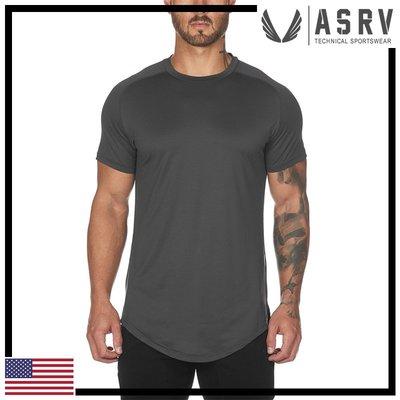 瘋狂金剛▸ 深灰 ASRV Train-Lite™ Established Tee 超柔輕量吸濕排汗短袖T恤 運動 健身