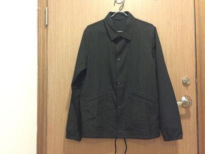 Uniform experiment caoch jacket 2號