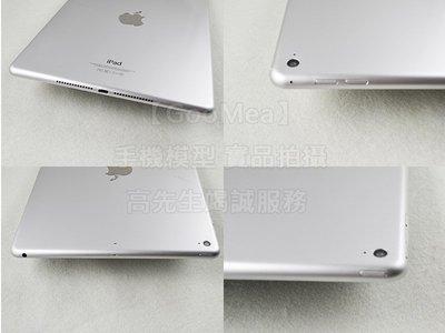 【GooMea】實拍 電鍍版 Apple iPad Air 2 iPad 6 展示機 模型機 Demo 樣品機 包膜機