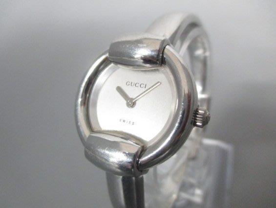 GUCCI 女錶 手環款式 s尺寸~ 100%真品 單 盒齊全