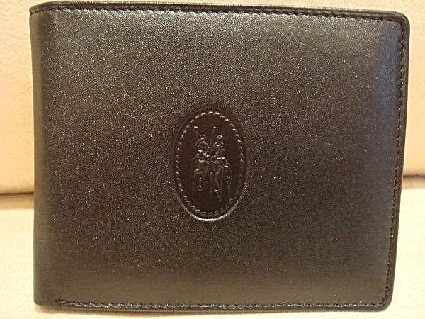 大降價!全新從未用過的禮贈品皮夾短夾 Royal Queen s Polo Team,低價起標無底價!本商品免運費!