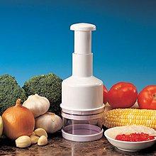 YesMK - (全新)02025 拍拍樂 搗蒜器 蒜蓉 切碎器 切菜器 (加送去蒜皮器一個) ( 歡迎批發 )
