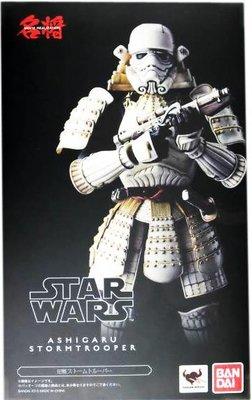 日本正版 萬代 名將MOVIE REALIZATION 星際大戰 風暴兵 足輕 可動 模型 公仔 日本代購