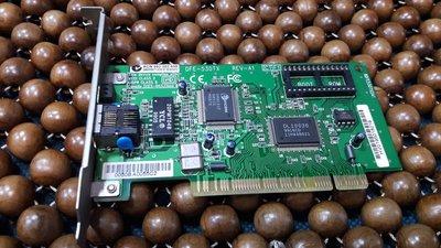二手良品 D-Link DFE-530TX REV-A1 網路卡 8DFE530TX2A1