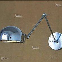 新款美式複古工業風 雙節機械手臂折疊壁燈 過道餐廳床頭咖啡廳HR壁燈 AH456.