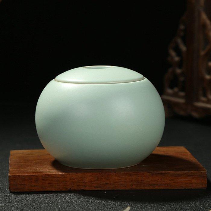 旅行茶具 茶具組 功夫茶具高檔別致迷你茶葉中國紅茶葉碧螺春茶葉罐