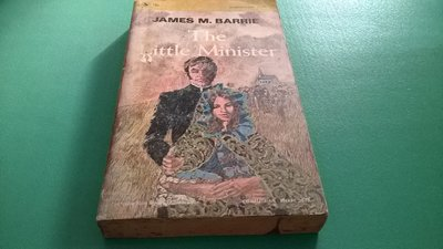 大熊舊書坊-英文原文書  The Little Minister  JAMES M.BARRIE-5*42