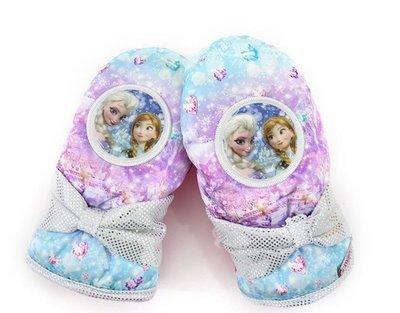 『※妳好,可愛※』韓國童鞋 韓國 winghouse 冰雪奇緣 防水防風滑雪手套 寶貝手套 防寒商品 保暖配件 愛紗 艾紗
