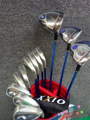 精品爆款新款XXIO XX10高爾夫球桿MP1000 男/女士套桿鐵桿組