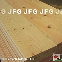 【JFG木材】SPF 松木地板】20x135mm (#J) 原木地板 木材加工 裝潢設計 美松 美杉 雲杉 實木 木屋
