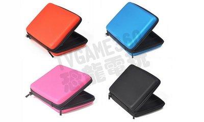 【出清商品】任天堂 NINTENDO 2DS N2DS 主機包 硬殼包 收納包 防撞包 黑色 藍色 紅色 粉紅色 台中