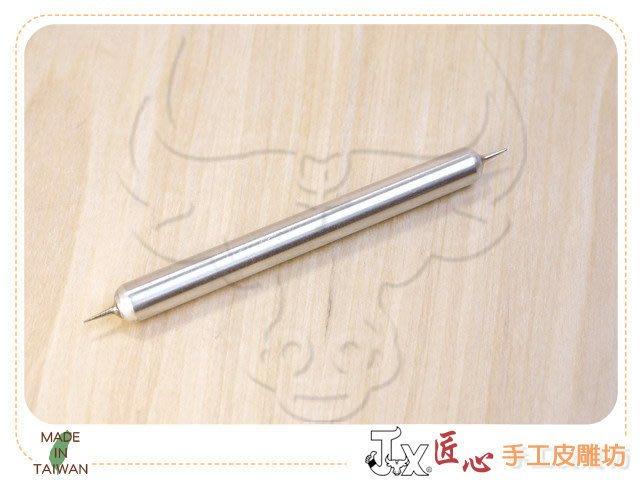 ☆ 匠心 手工皮雕坊 ☆雙頭描筆 (C281)/ 描繪 轉印 記號 皮革