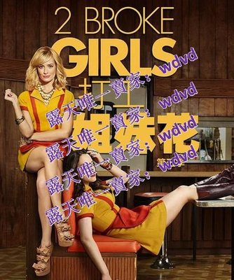 歐美劇【破產姐妹第五季/打工姐妹花/都市女孩/2 Broke Girls】2016年