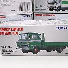 Tomica Tomytec LV-N162b Hino Ranger KL545 Limited Vintage