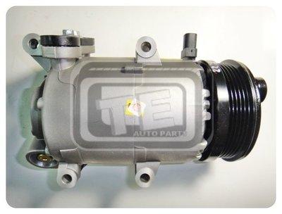 【TE汽配通】FORD 福特 FOCUS 04年 冷氣 壓縮機 R134 全新品 福特正廠件