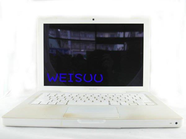 {偉斯科技}Apple MacBook A1181 雙核蘋果便宜賣 有數台可供選購喔~ 搭配全新電池