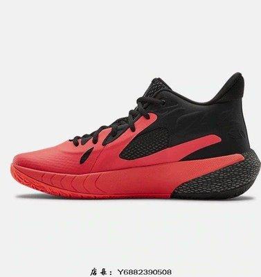 全新正品Under Armour UA HOVR Havoc 3 3023088-601 男鞋