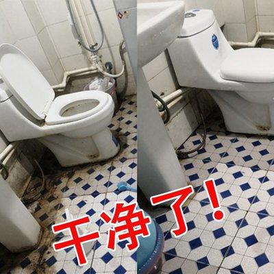 家居 清潔 保養 去漬瓷磚清潔劑強力去污家用草酸洗廁所地板擦地磚清洗神器衛生間除垢