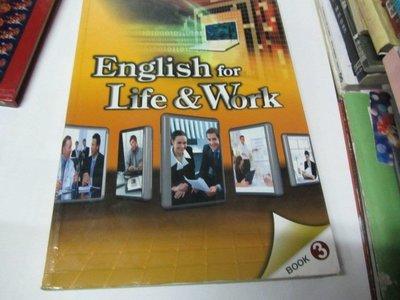 English for Life & Work book 3(書+CD)》ISBN:9866990710│空中美語(乙2