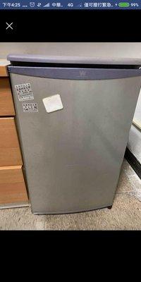 二手 小冰箱 冰箱 單門冰箱 西屋