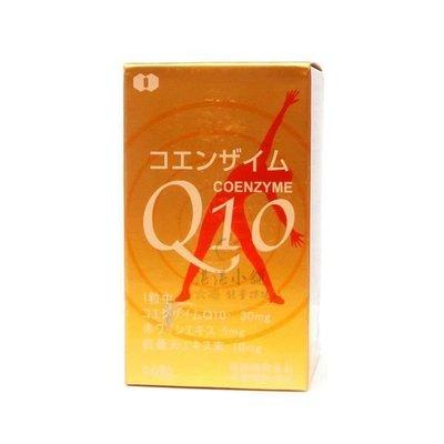 日本 溫氣Q10輔酵素膠囊食品 90粒入