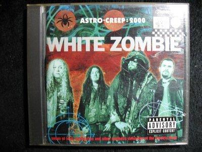 WHITE ZOMBIE - ASTRO-CREEP - 1995年美國盤 - 9成新 - 301元起標 R421