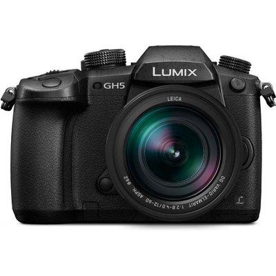 *華大 高雄*【平輸現金優惠】Panasonic LUMIX GH5+12-60mm 4K錄影 6K照片 5軸防震