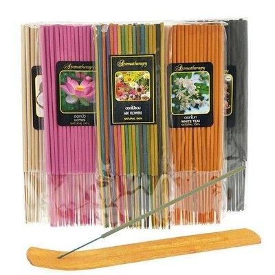 線香天然線香天然植物香料熏香空心香薰供奉古曼佛牌長香