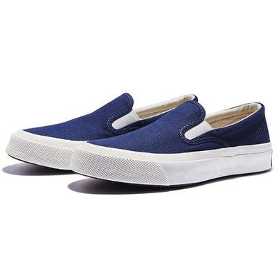 限時特價南◇2020 4月 CONVERSE DECK STAR SLIP ON  深藍 帆布 懶人鞋 150857C
