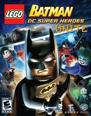 【藍光電影】樂高蝙蝠俠大電影:DC英雄集結 LEGO Batman:The Movie DC Superheroes Unite (2013)130-040