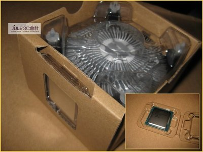 JULE 3C會社-Intel Celeron G1820 雙核心/2.7G/2M/良品/含風扇/LGA1150 CPU