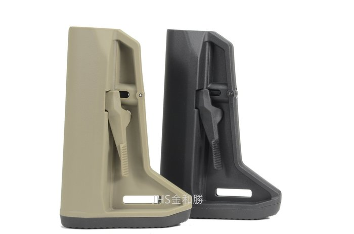 JHS((金和勝 槍店)) MOE風格 SL-K戰術槍托 3750