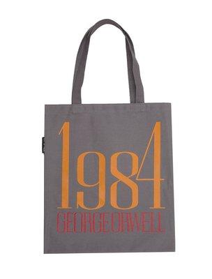 莉迪卡娜~美國Out of Print 經典文學復古帆布包 1984 了不起的蓋茨比 簡愛