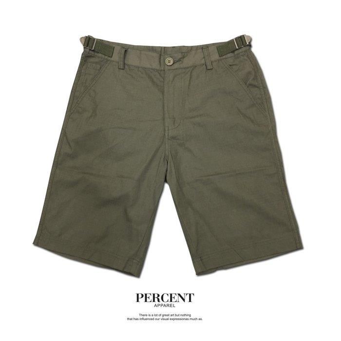 藤原本鋪 PERCENT% WS5002  抗撕裂基本工作短褲 綠色