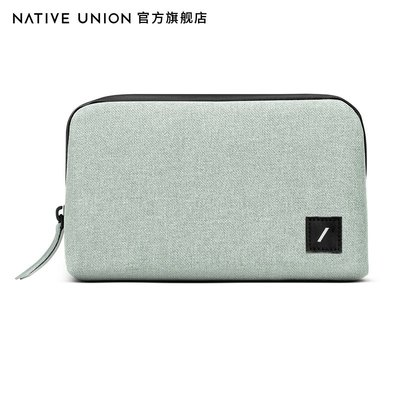 Native Union Stow數碼便攜耐用配件旅行整理袋數據線洗漱收納包收納包