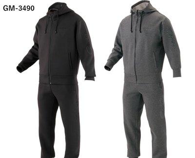 五豐釣具-GAMAKATSU 2017最新款柔軟防寒保溫套裝GM-3490特價5300元