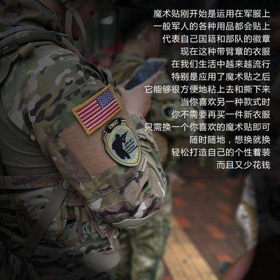 英國特種空降隊 NIP軍迷臂章戶外戰術背包魔術貼3D立體刺繡士氣章