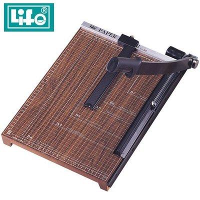 【勁媽媽】徠福 LIFE 切紙機  482X381mm  19  X15   A3 NO.302  裁紙器 裁紙機