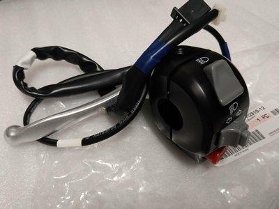 YAMAHA 山葉 原廠 NEW CUXI 100 噴射 黑色 左把手開關 左開關 喇叭開關 方向燈開關
