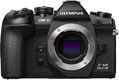 【高雄四海】Olympus OM-D E-M1 Mark III 單機身.全新平輸一年保固.5軸防震 EM1 III