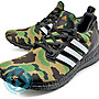 A BATHING APE x adidas ULTRA BOOST 4.0 B...