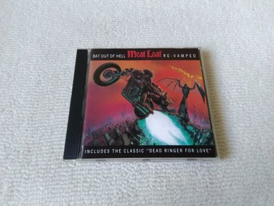 Meat Loaf肉塊[Bat Out Of Hell: Re-Vamped]1977年