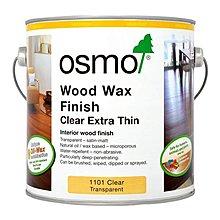 【無思木作】(現貨)德國 Osmo 1101 硬質木材用天然護木油 木蠟油 硬質木材面漆 750ml 平行輸入