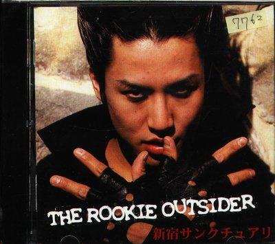 K - THE ROOKIE OUTSIDER - 新宿サンクチュアリ Shinjuku Sanctuary - 日版